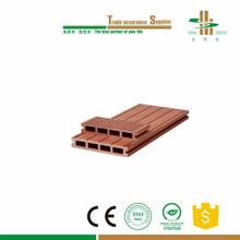portable wpc wood plastic composite decking flooring