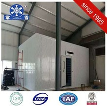 Cold storage refrigerator freeze for seafood with good quality