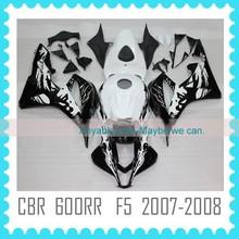 For HONDA CBR600RR F5 2007 2008 07 08 fairing kit body kit body work motorcycle racing fairing
