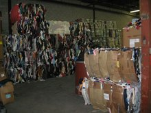 1000 lbs Institutionnal Rag, Used shoes, Purses, Belts