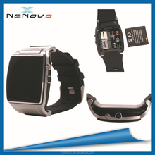 "Bluetooth Watch Android Smart Watch,Wrist U Watch 1.54"" TOUCH SCREEN LCD/LED SMARTWATCH Bluetooth"