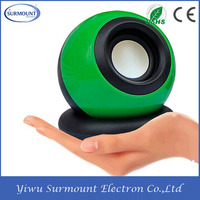 2015 China Wholesale USB Mini Mobile Phone Speaker Music Speaker With High Quality