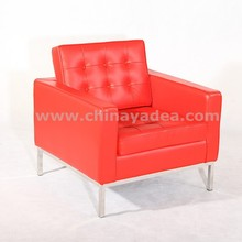 Florence Knoll chair 1 Seater classic replica knoll sofa