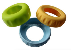 ODM Silicone Bottle Band / OEM Silicone Bottle Sleeve / Make Water Bottle Cover Silicone
