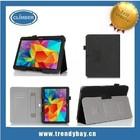 Fique caso livro de couro para Samsung Galaxy 10.1 Tab4