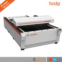400w wood die cutting laser cut machine