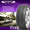 2015 new Chinese passenger uhp car tire with promotional price