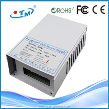 Constant Voltage Output DC12V 24V 48V Waterproof ip65 led driver 12v