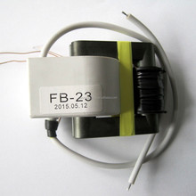 high voltage transformer for common Co2 laser power supply 150W of high quality