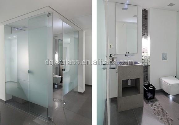 Handige Indeling Badkamer ~ China fabricage alibab meubelen frosted glazen scheidingswand voor