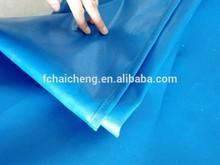 UV-treated PVC pallet cover fabric plastic sheet
