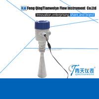 Measuring instrument ultrasonic level meter for liquid location