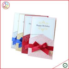 High Quality Paper Craft Handmade Birthday Card