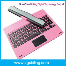 Bluetooth Keyboard With Touchpad For 8 inch Tablet Rotating Keyboard Designed For Samsung P600