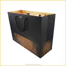 high quality custom paper bag with handles