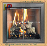 tempered glass for oven door,ceramic glass fireplace doors,paint oven tempered glass door