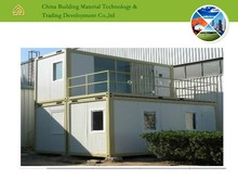 Removable Safe Dormitory Container house