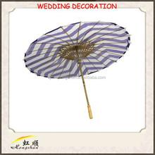 32'' wedding parasol handicrafts famous brand umbrella