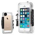 nuevos productos al aire libre equipos a prueba de agua a prueba de polvo caso para el iphone 5