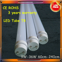 price compatible good driver 265v 18w 1200mm t8 led tube