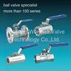 1PC ball valve / Stainless Steel Ball Valve cf8m 1000wog / 4 inch ball valve