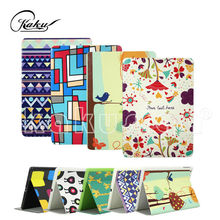 Newest design lovely pu leather delightful color kids case for ipad 4 2 3