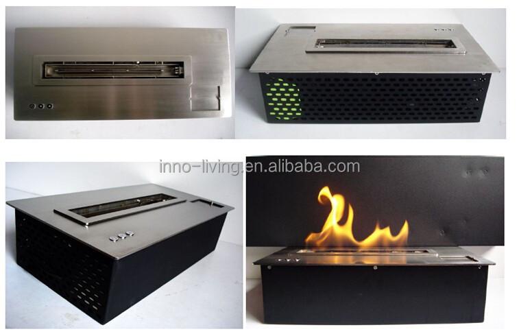 fernbedienung ethanol kamin brenner lange flamme echtes. Black Bedroom Furniture Sets. Home Design Ideas