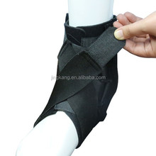 À prova d ' água tornozelo brace compressão manga pé ortopédico produtos tornozelo apoio bandagens