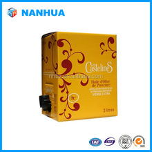 With high quality and low price. bag in box for drinks,grape wine,soy sauce,syrup.