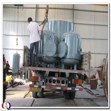 Scrap Rubber recycling Machine scrap tire pyrolysis plant