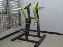 Free Weight Gym Equipment low row