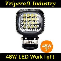 12v led work light heavy vehicle led working lights off road C ree Led Chip 48w led truck light