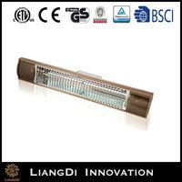 Best selling sauna heater parts waterproof IP65 (bar electric patio heater)