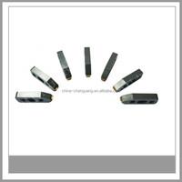 Diamond machine clip blade, diamond milling cutters, diamond turning tools