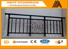 YT-014 Artistic Iron Balcony Railing made in china