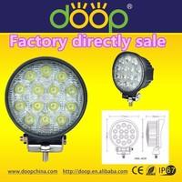 Guangzhou DOOP Factory led auto light,led auto work light,E.p.i.s.tar led auto work light