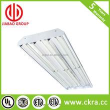 2700K 5000K 6500K CCT DLC&ETL listed 100W led linear high bay light Chinese led factory