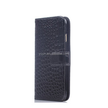 High Quality For iPhone 6 Plus Magnetic PU Leather Holster Cases