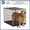 single tier iron wire cage /pet lodge wire popup cage