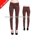 ( #tg560w) Fabricantes pequeña cantidad de ropa de diseñador de moda 2014 pantalones en China