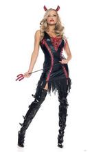 disfraces de halloween diablo l1096