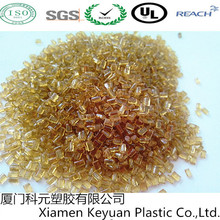 Pet bottle scrap PEI plastic pellets/ resin/ granules with GF for injection mmolding