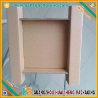 for fresh product wax coated wax corrugated fresh mushroom packing box
