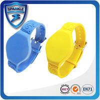 waterproof rfid silicone wristband watch