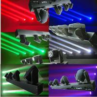 4x12W LED 4in1 RGBW Linear Beam rotation bar moving head light
