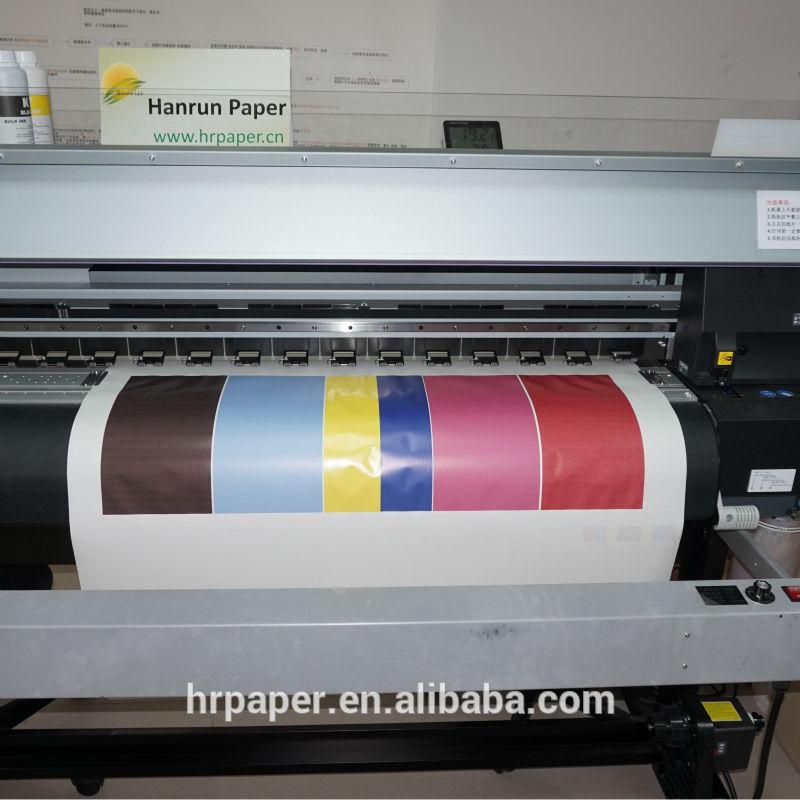 Sublimaci n rollo de papel contra el fantasma full - Papel de transferencia textil ...