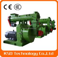 ZL508 wood sawdust log making machine(2.0-2.5TON/H)