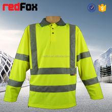 custom led t-shirt red short-sleeved sport warning security t-shirt el equalizer t-shirt