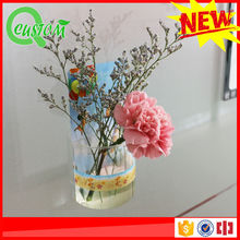 reusable wall hanging iris flower pots oria 2015 new product for plastic nursery flower pot tray