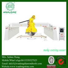 Bridge Cutting Machine QZQ-1200 for Tombstone & Monument Stone, Wanlong Brand